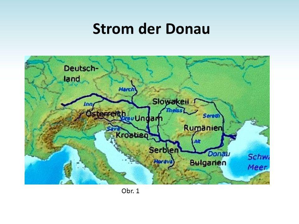 Strom der Donau Obr. 1