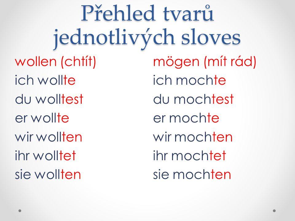 Příklady užití Ich sollte auch gestern Deutsch lernen.