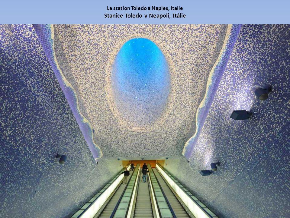 La station Olaias à Lisbonne, Portugal Stanice Olaias Lisabon, Portugalsko