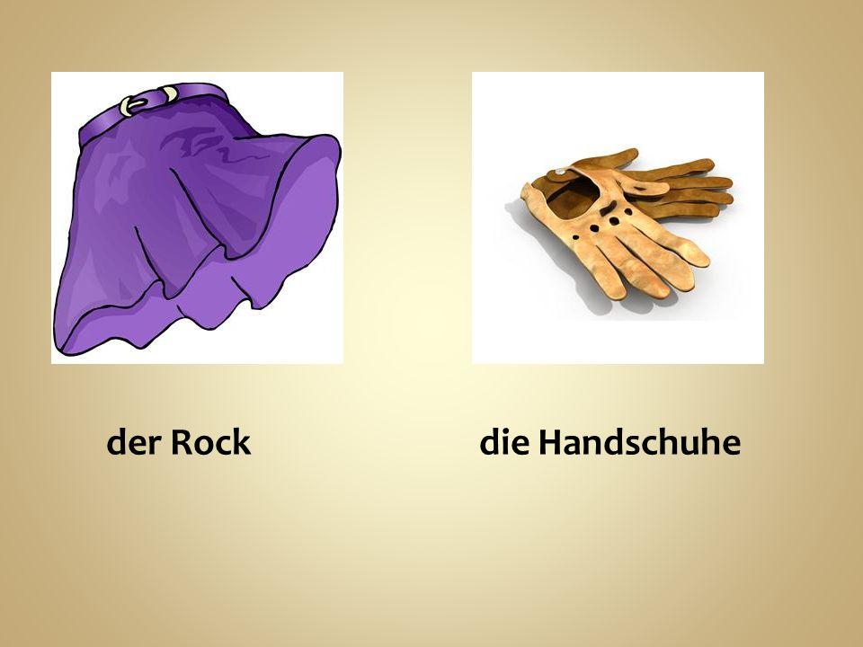 der Rockdie Handschuhe