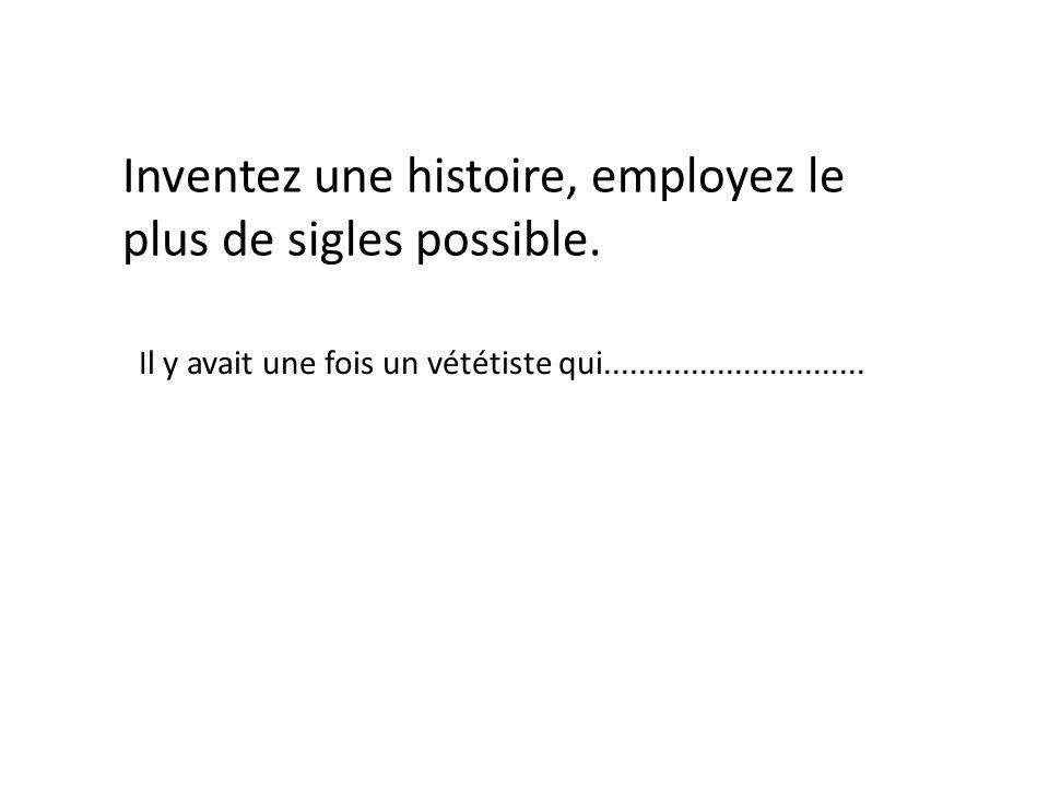 Zdroje: http://www.cnrtl.fr/definition/sigle Nicole Larger, Reine Mimran: Vocabulaire expliqué du français, 2004 ISBN: 209- 033719-2