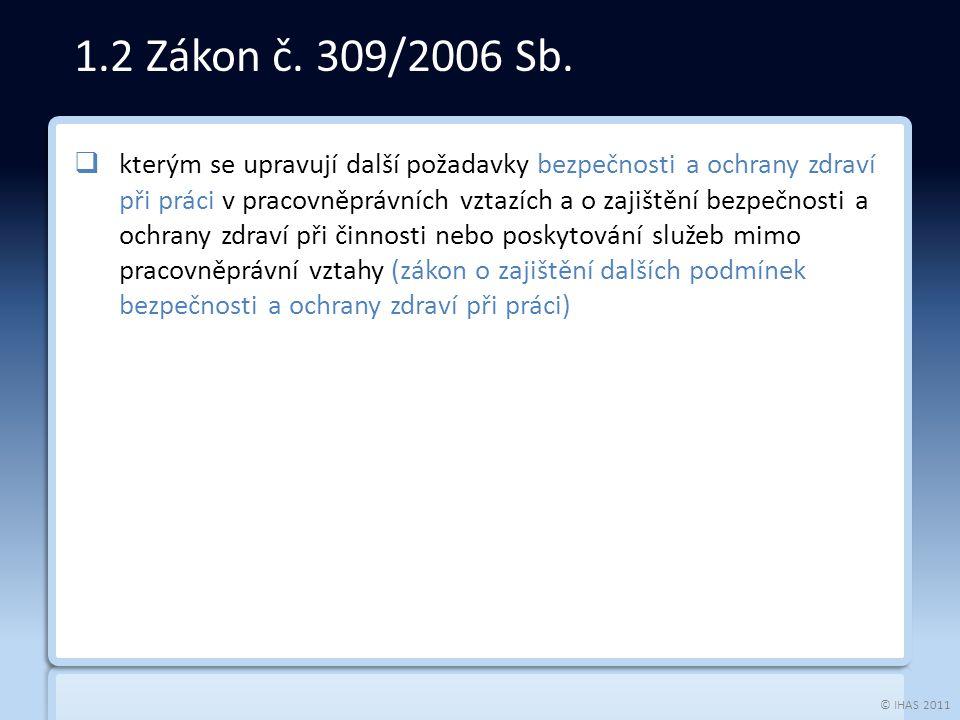 © IHAS 2011 4.1 Nesystematické metody hodnocení rizik 4.2 Relative Ranking 4.3 Preliminary Hazard Analysis 4.