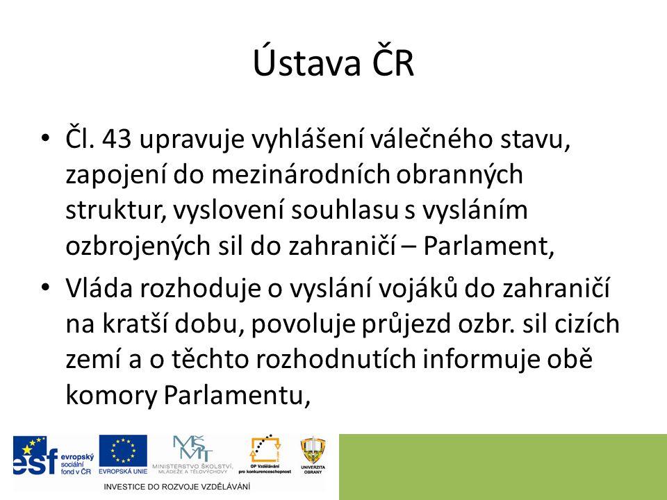 Ústava ČR Čl.