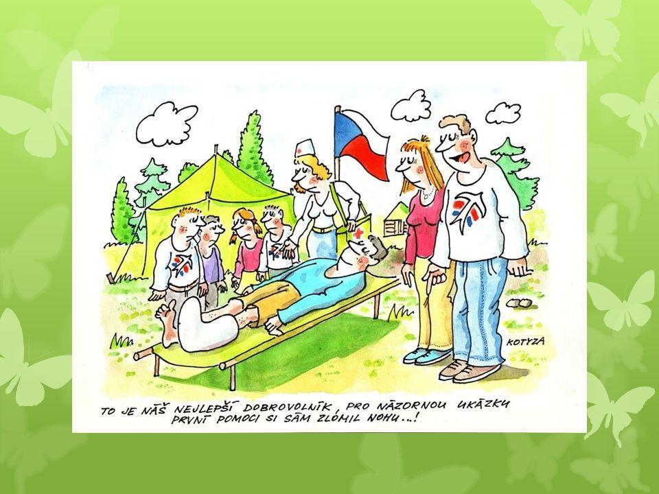 Táborový oheň Les  Zákaz kouření  Zákaz rozdělávání ohně  Zákaz táboření mimo vyhrazená místa