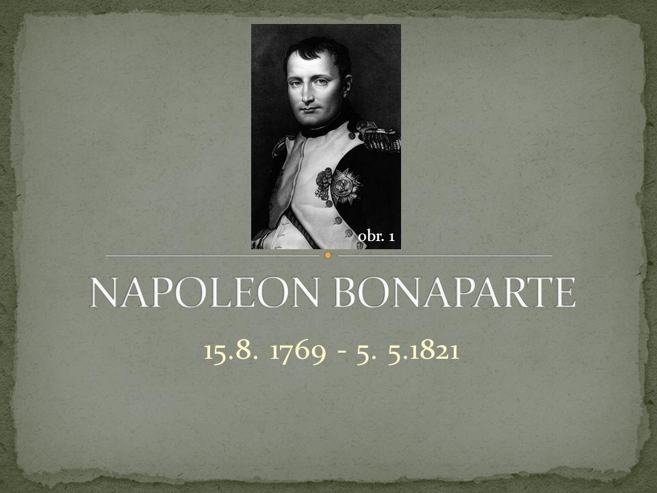 15.8. 1769 - 5. 5.1821 obr. 1