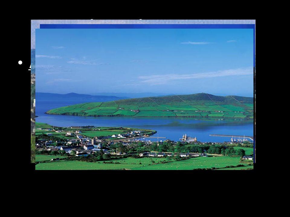 Města – Cork – Limerick – Galway Základní informace