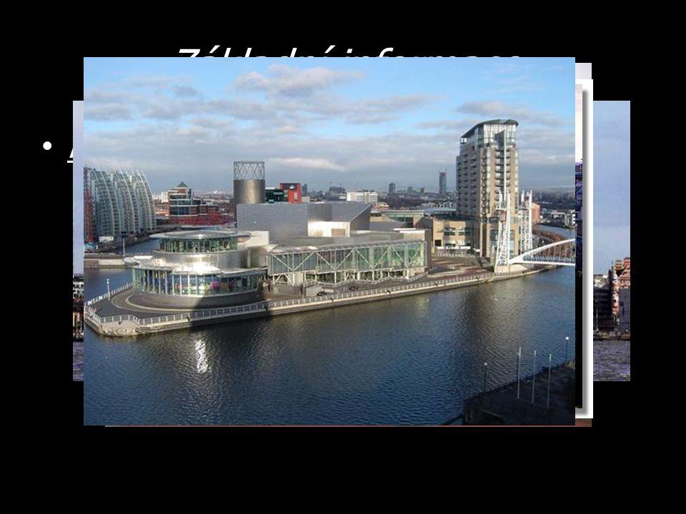 Města – Liverpool – Glasgow – Edinburgh – Manchester Základní informace
