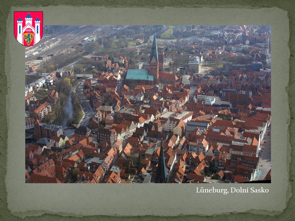 Lüneburg, Dolní Sasko