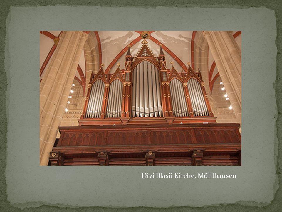 Divi Blasii Kirche, Mühlhausen