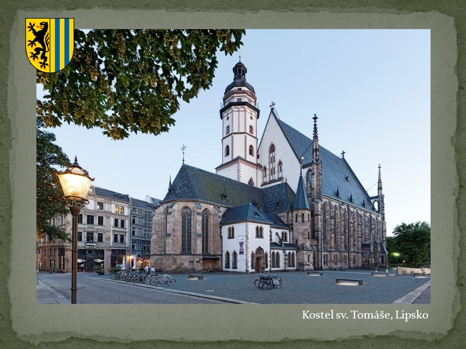 Kostel sv. Tomáše, Lipsko