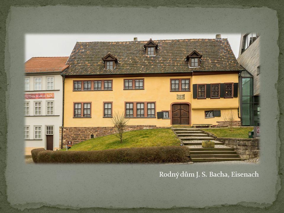 Rodný dům J. S. Bacha, Eisenach