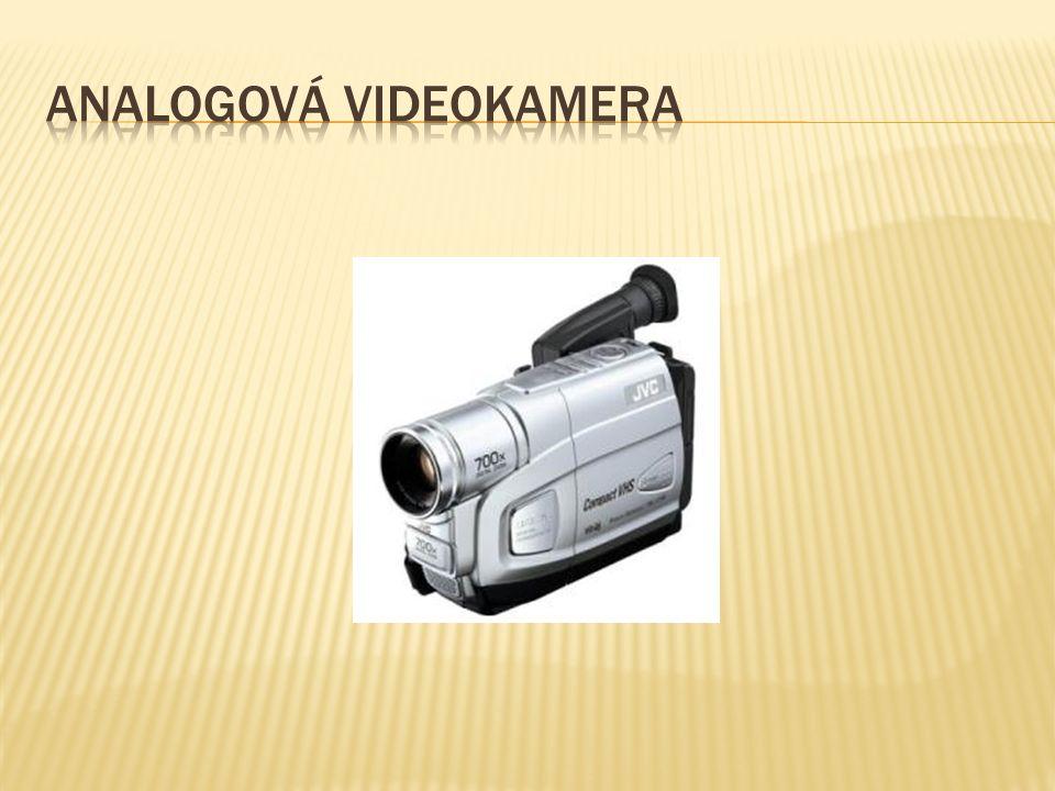  Digitální kamera je z hlediska kvality lepší než klasické analogové kamery.