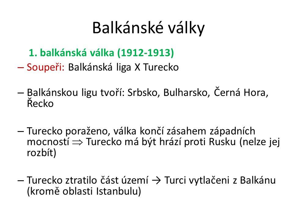 Balkánské války Obrázek [3]