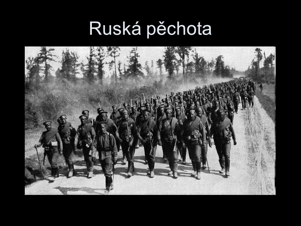 Ruská pěchota