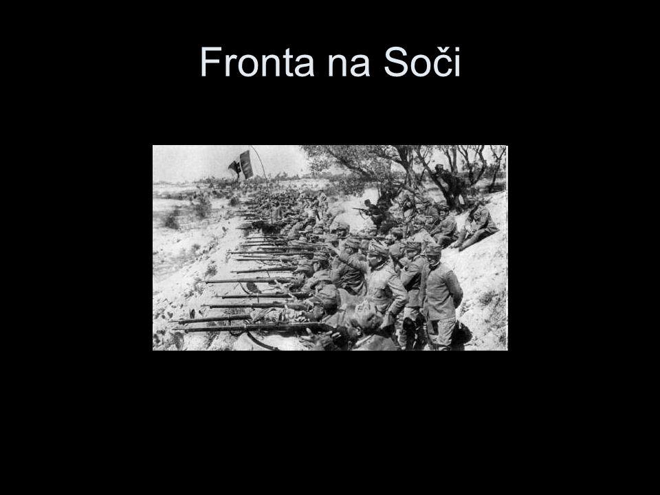 Fronta na Soči