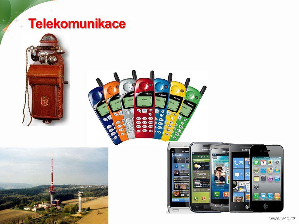 Telekomunikace 12 www.vsb.cz