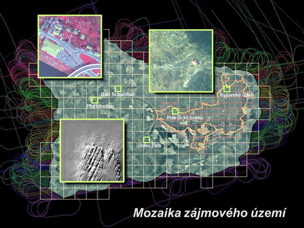 Mozaika zájmového území