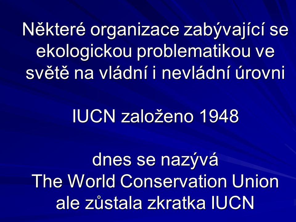 Organizace spojených národů pro vědu, výchovu a výzkum (UNESCO) 1.