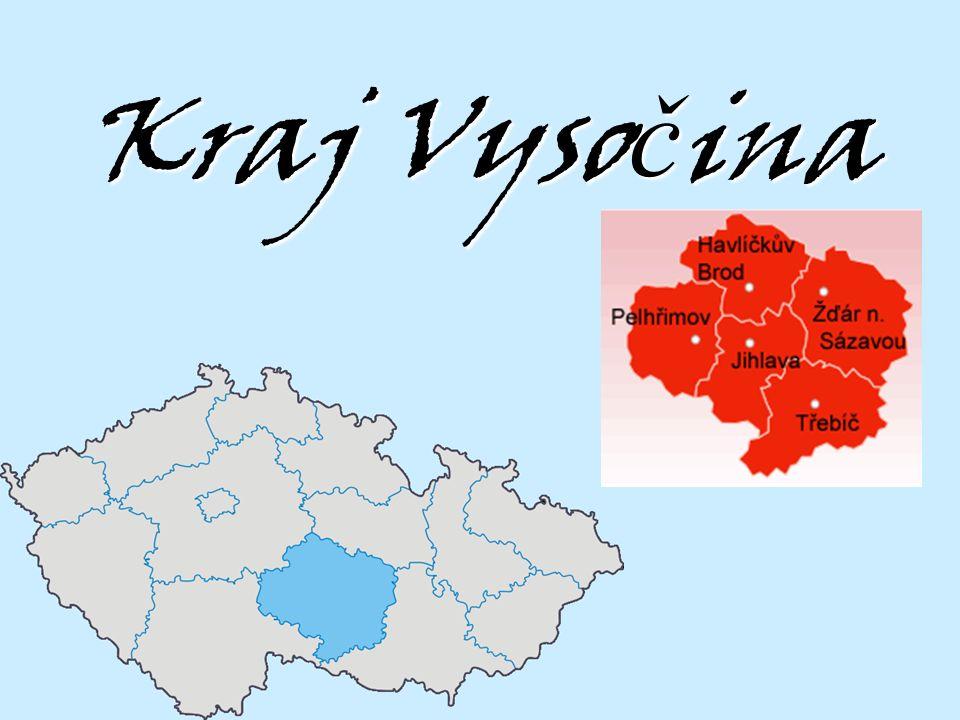 Kraj Vyso č ina