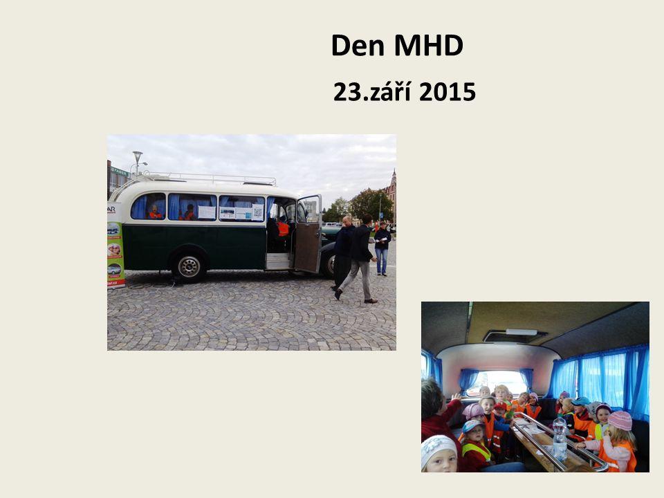 Den MHD 23.září 2015