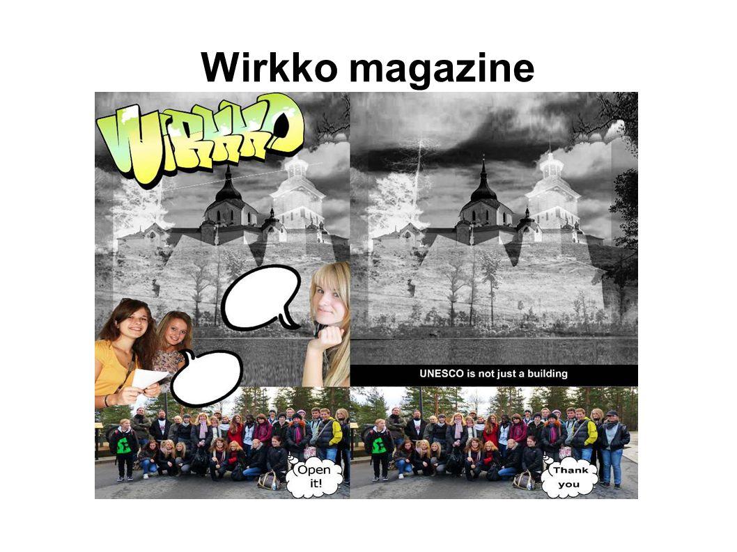 Wirkko magazine