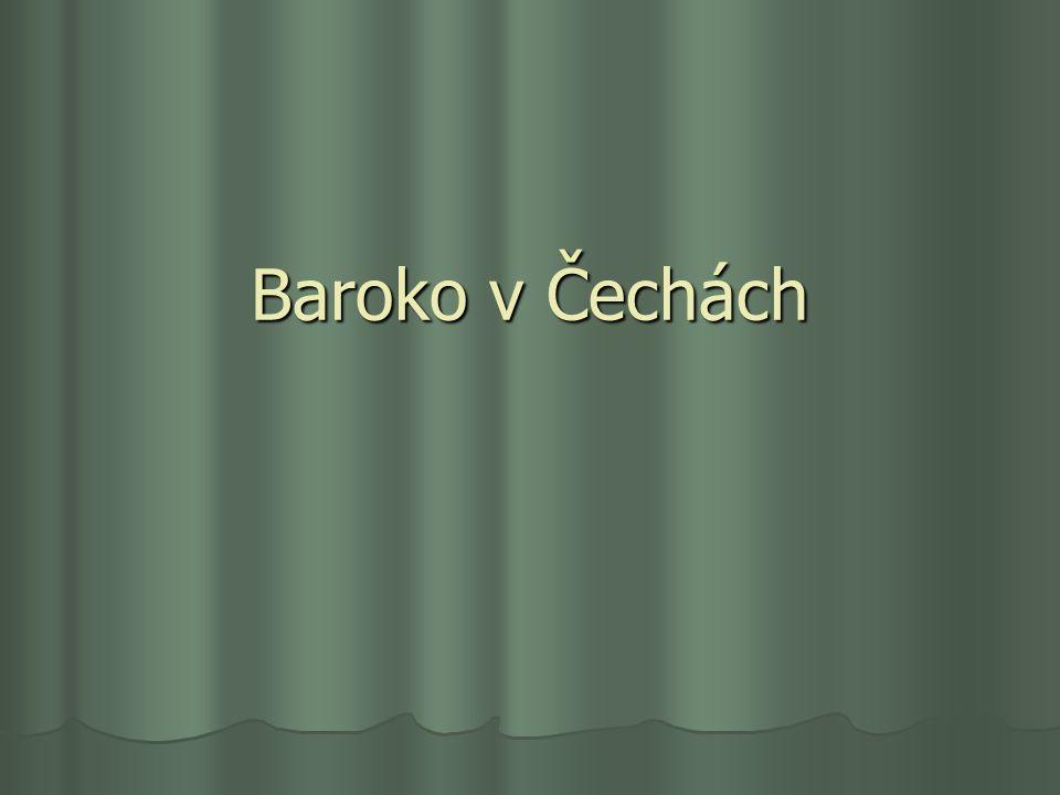 Baroko v Čechách