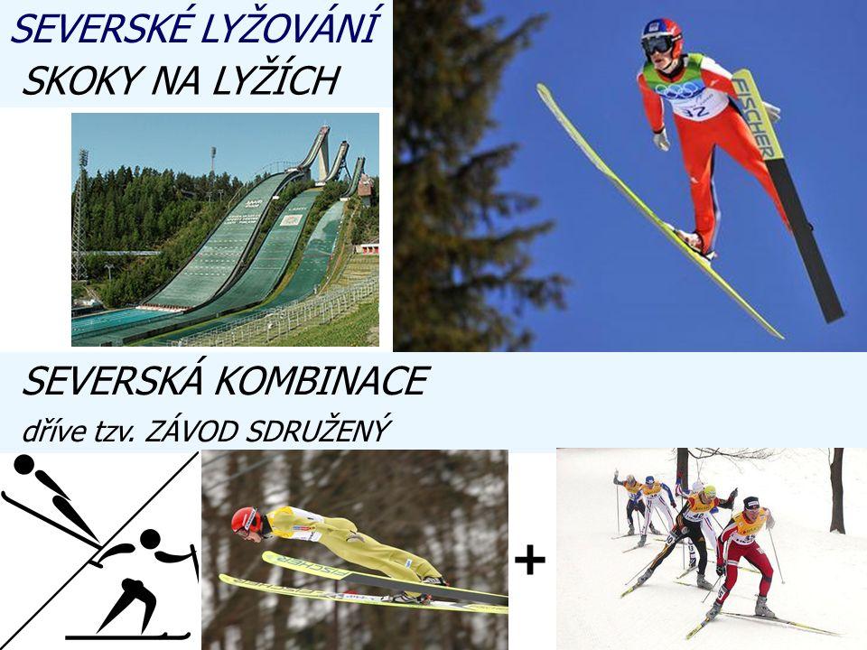 LYŽOVÁNÍ je……  zimní sport spočívající v pohybu člověka vlastní silou po sněhu pomocí páru lyží připevněných k botám pomocí lyžařského vázání  jako alternativa k lyžím se dnes používá snowboard, jediná širší deska, ke které jsou připevněny obě nohy  sportovní a rekreační aktivitou, původně ale sloužilo zejména k dopravě  lyžování je mnoha odvětvími zastoupeno na zimních olympijských hrách