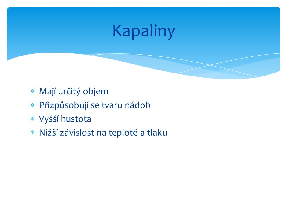  Silné elektrolyty:   1, HCl, HNO 3, NaOH, KOH, řada solí  Slabé elektrolyty:  < 0,1 H 2 S, HCN, organické kyseliny a zásady Elektrolyty