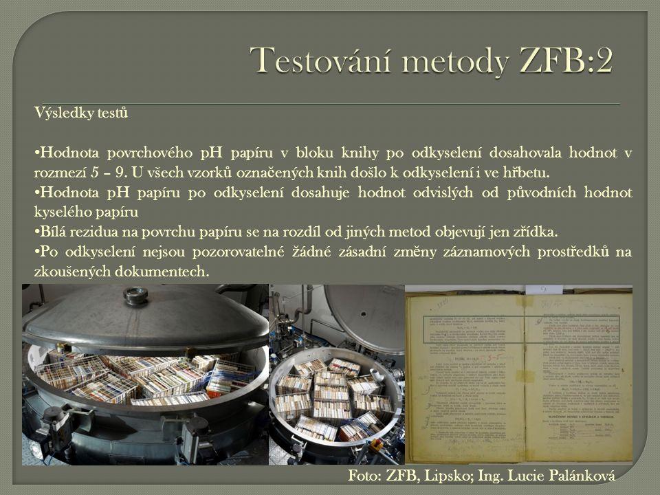 Foto: ZFB, Lipsko; Ing.
