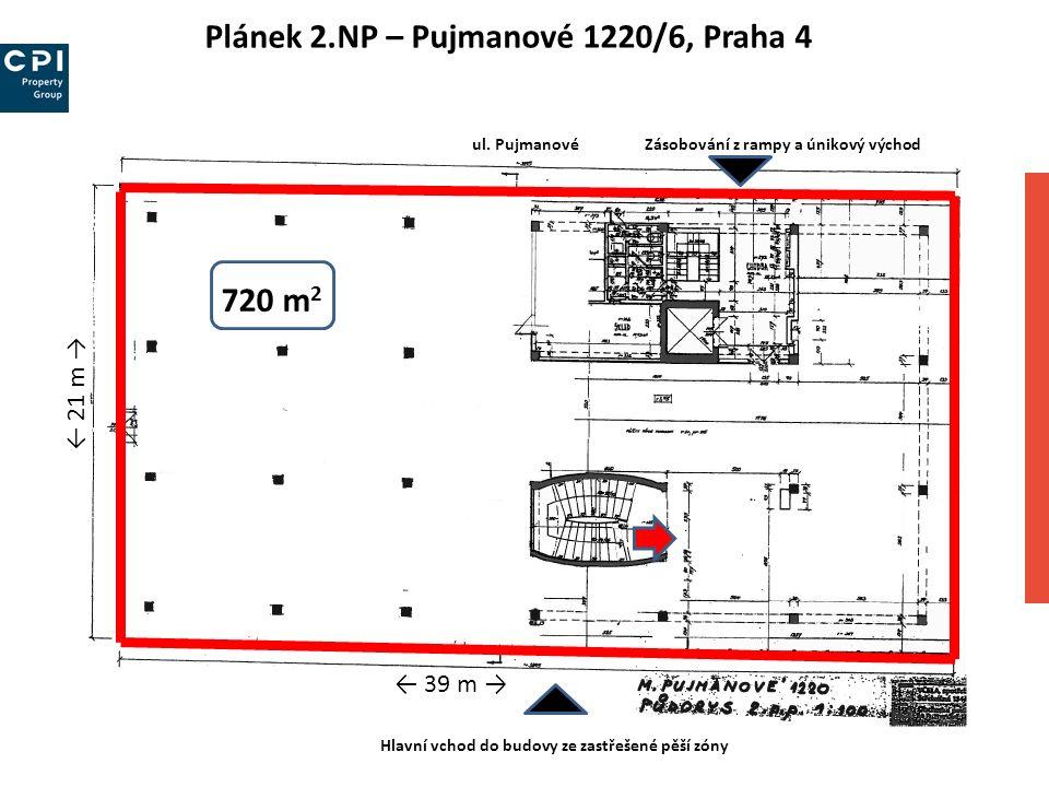 Pujmanové, Praha 4- foto