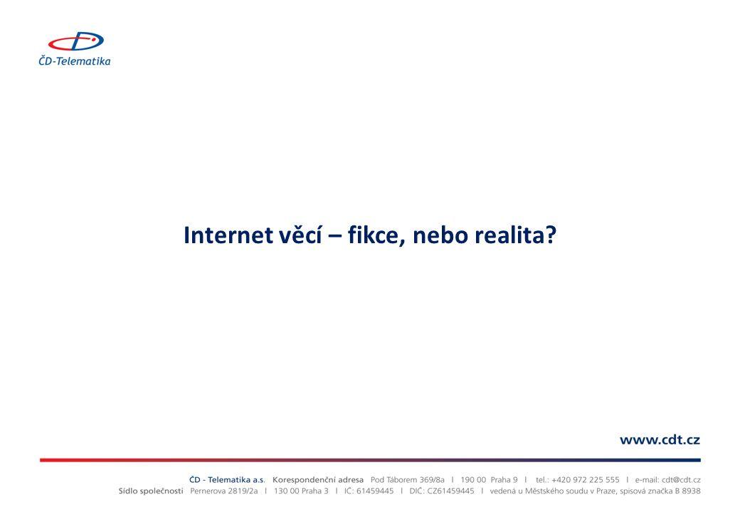 Internet věcí – fikce, nebo realita?