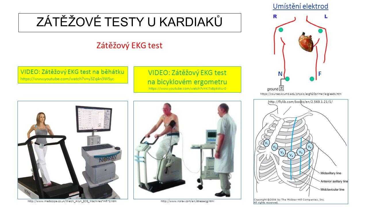 http://flylib.com/books/en/2.569.1.21/1/ VIDEO: Zátěžový EKG test na bicyklovém ergometru https://www.youtube.com/watch?v=KI7s8pkWu-0 VIDEO: Zátěžový