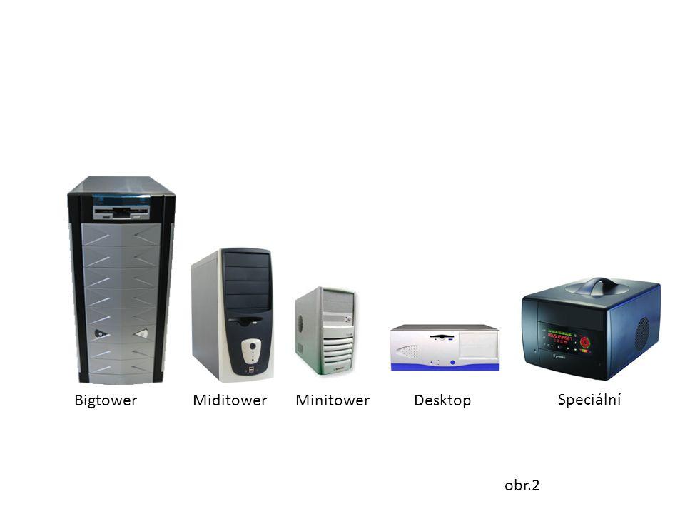 MiditowerDesktopBigtowerMinitower Speciální obr.2