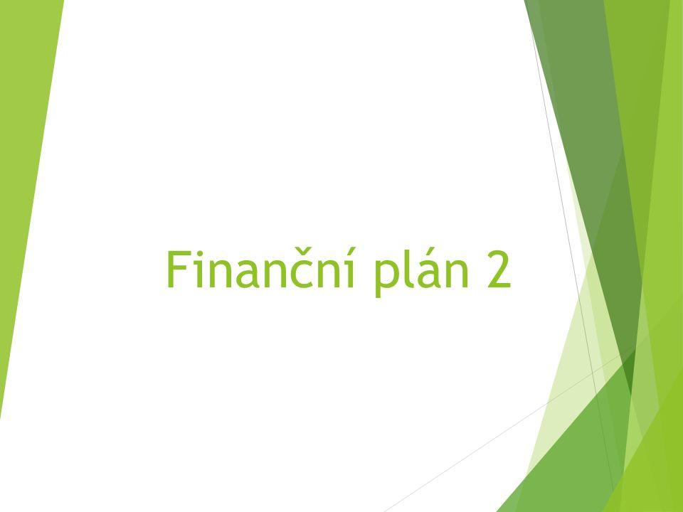 Finanční plán 2
