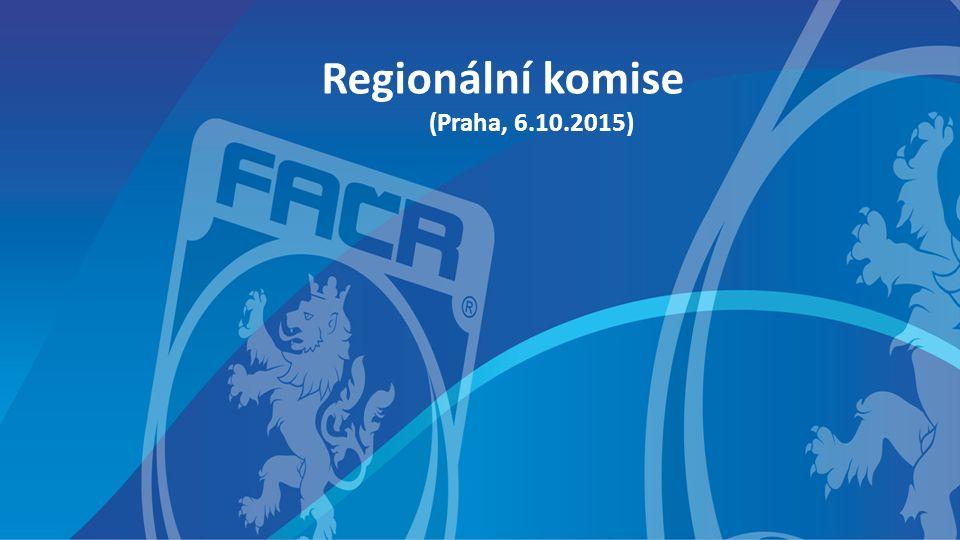 Regionální komise (Praha, 6.10.2015)