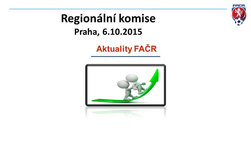 VV FAČR – aktuální témata VH FAČR se uskuteční v pátek 20.5.2015, v Brně (hotel Voroněž) UEFA schválila nové členy komisí (období 2015-19) JUDr.