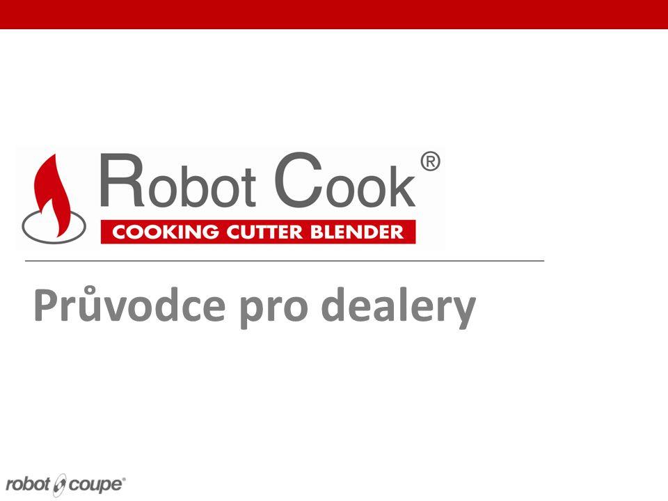 Proč Robot Cook? Gastronomický trend tohoto typu stroje PŘÍBĚH