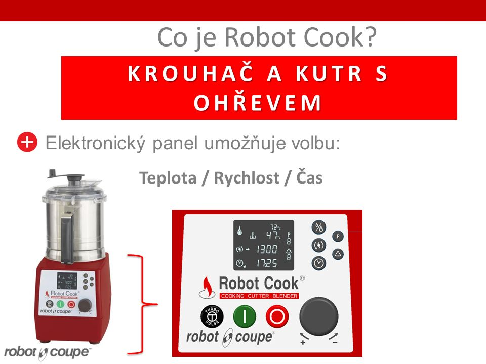 Co je Robot Cook.