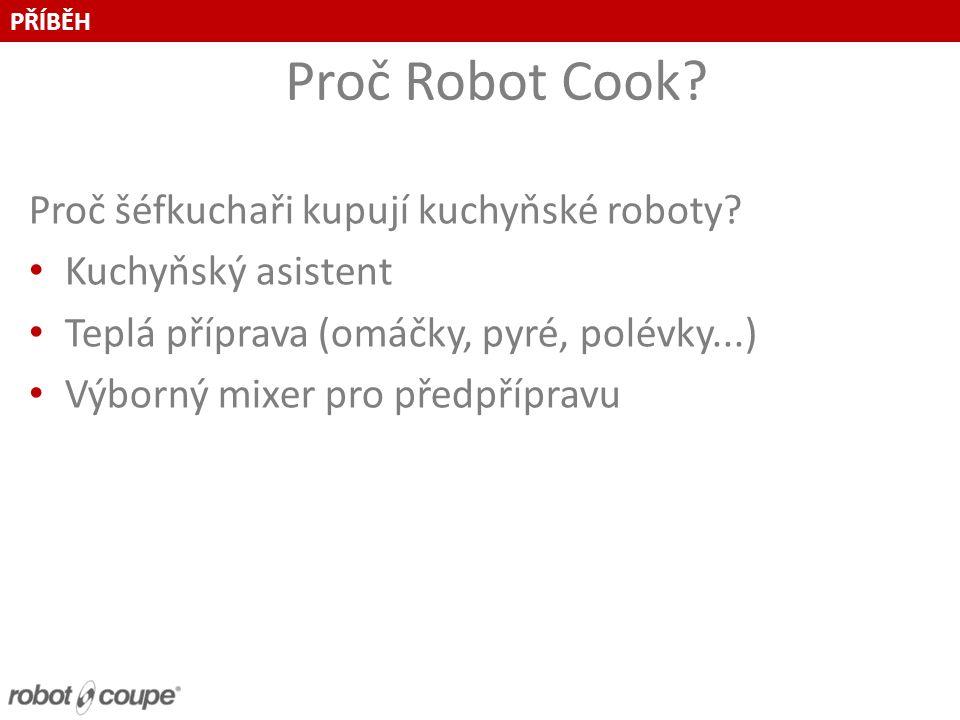 Proč Robot Cook.