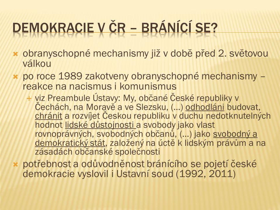  BARTOŇ, M.Svoboda projevu: principy, garance, meze.