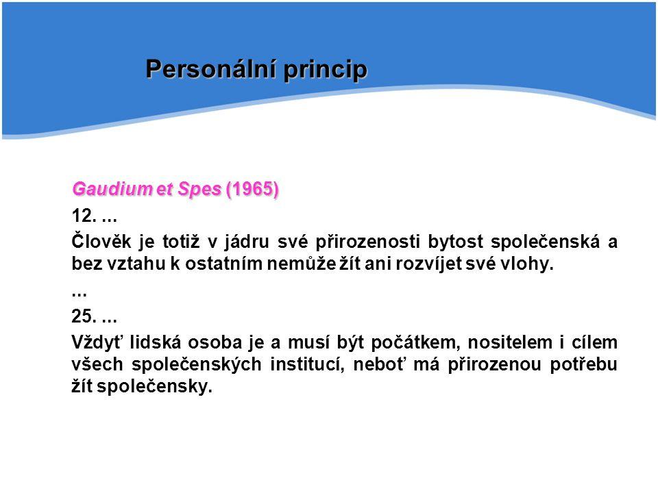 Gaudium et Spes (1965) 12....
