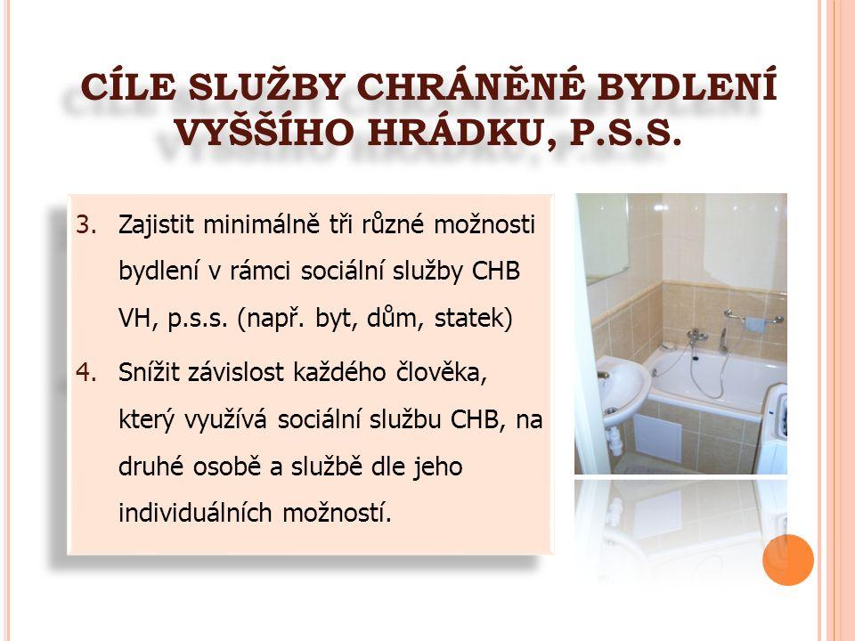 Služba je poskytována dospělým osobám s mentálním postižením v možné kombinaci s lehkým smyslovým postižením a pohybovým postižením žijícím na území Středočeského kraje.