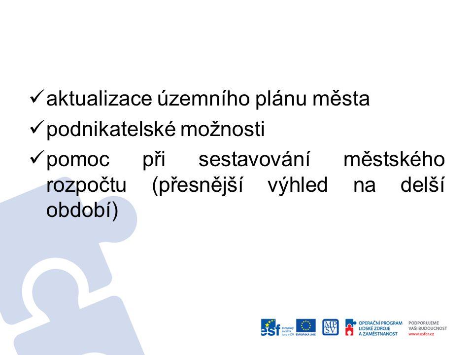  SRP jako výstup projektu bude předložen k připomínkování a následně ke schválení Radě města Tišnova a také zastupitelstvu města.