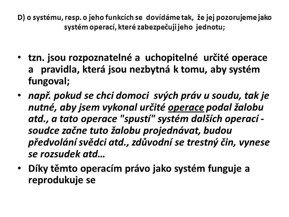 D) o systému, resp.