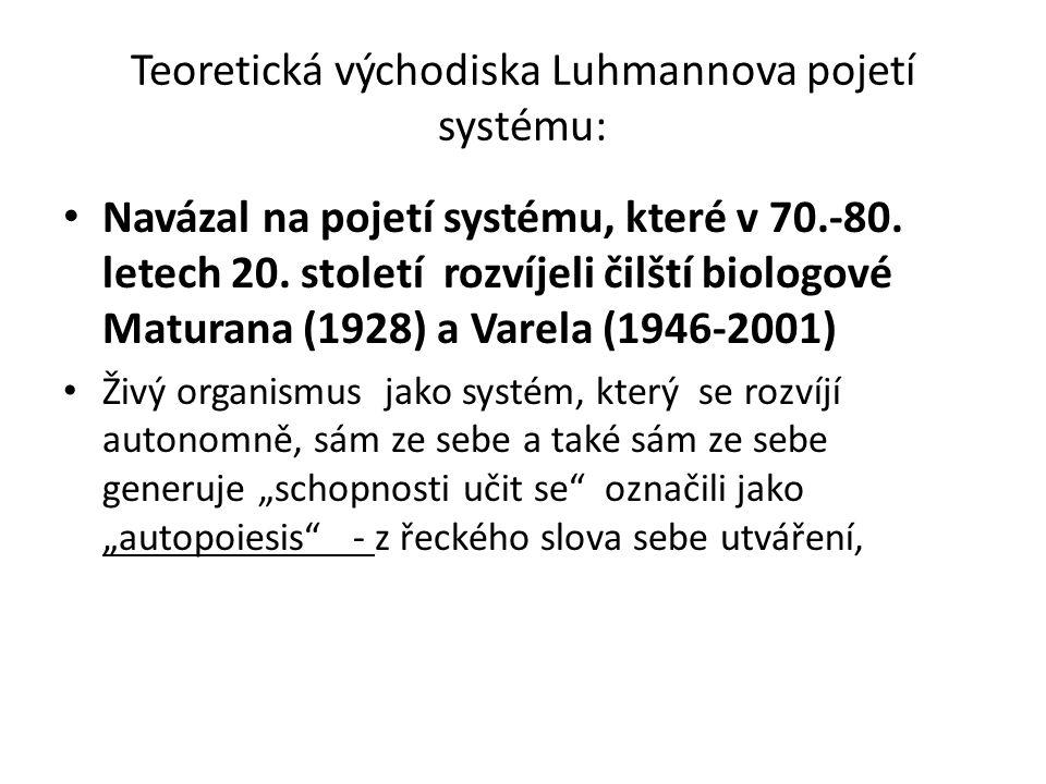 Slabiny systémové teorie práva 1.