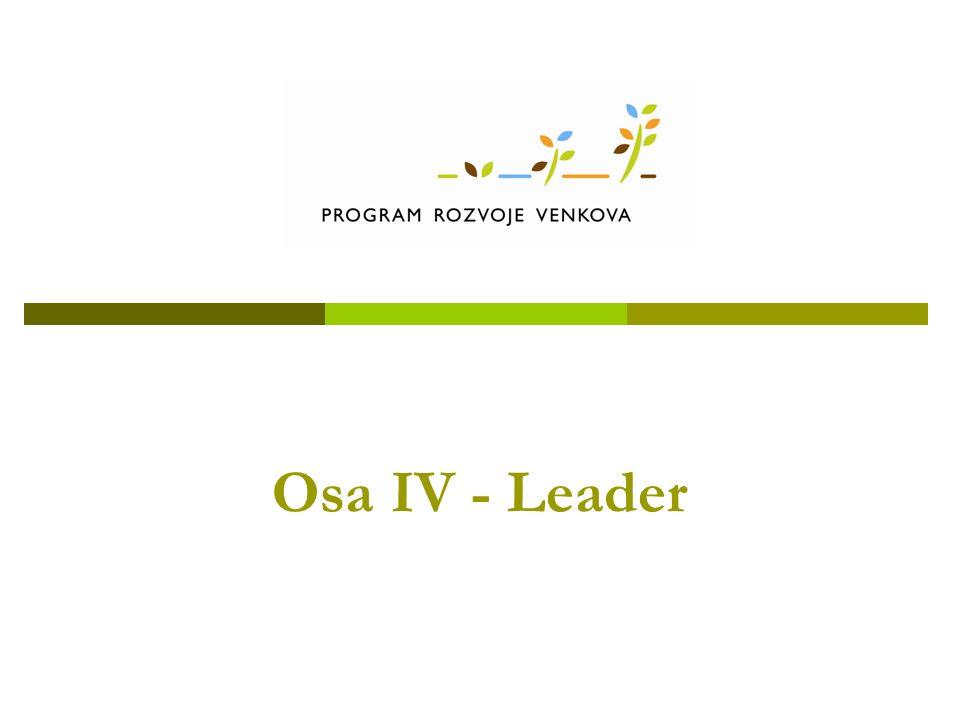 Osa IV - Leader