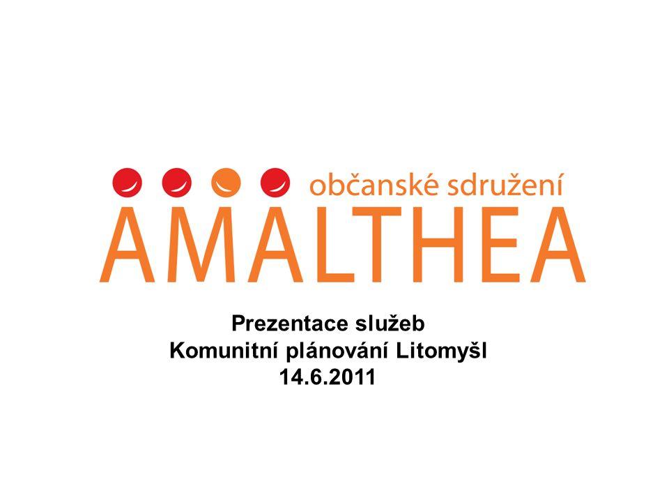 Prezentace služeb Komunitní plánování Litomyšl 14.6.2011