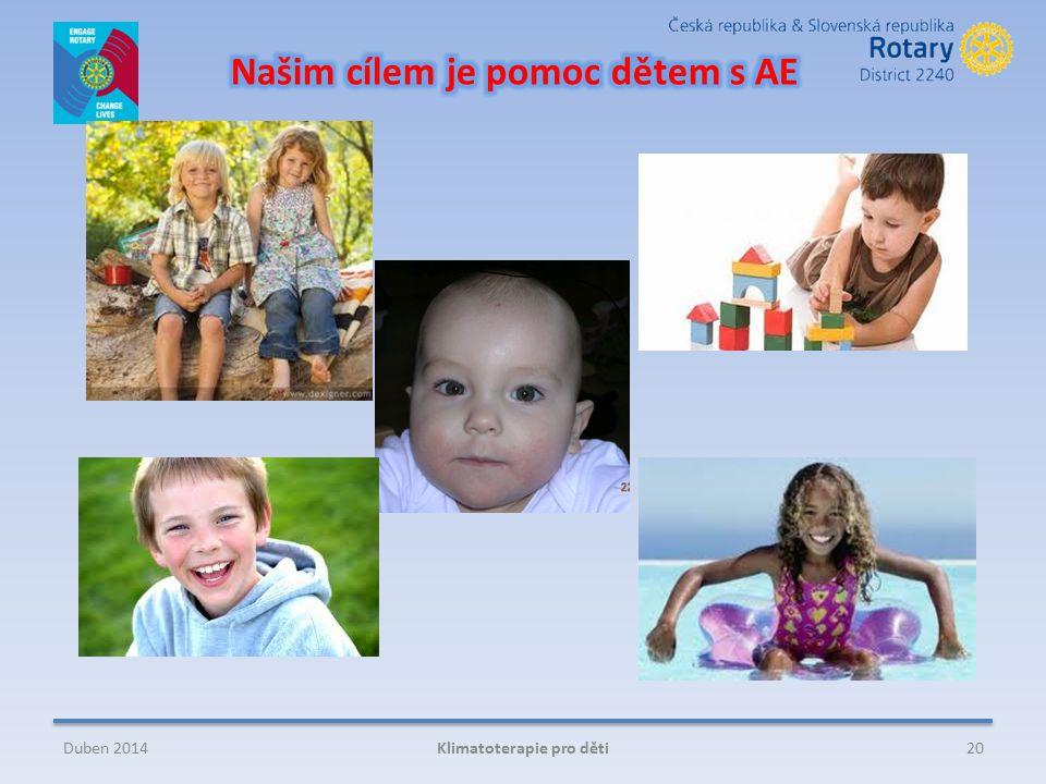 20Klimatoterapie pro dětiDuben 2014