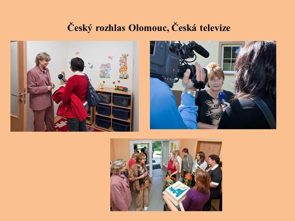 Český rozhlas Olomouc, Česká televize