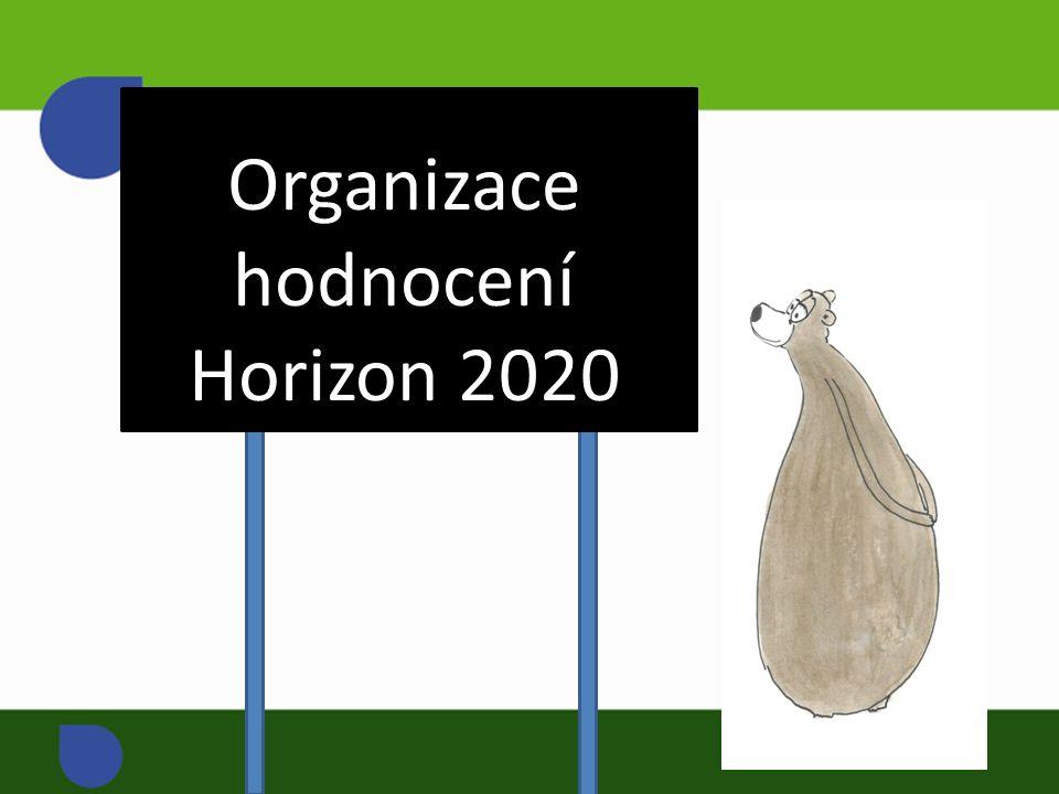 Organizace hodnocení Horizon 2020